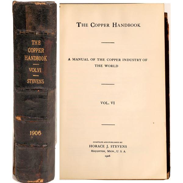 Copper Handbook  [132418]