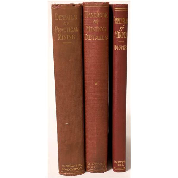 Mining Handbooks (3)  [131886]