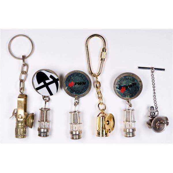 Mine Lamp Jewelry - 6 pcs  [131924]