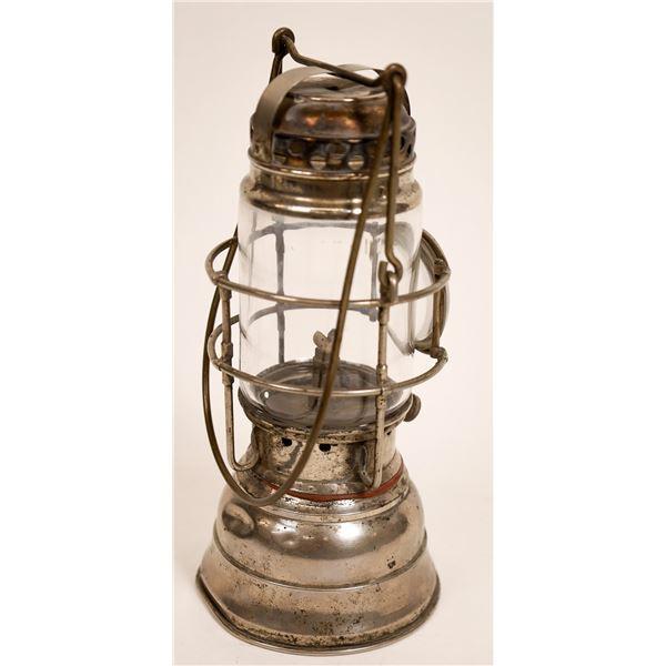 Justrite Miner's Lamp, Victor Gold Mining Co, Cripple Creek, Colorado  [132378]