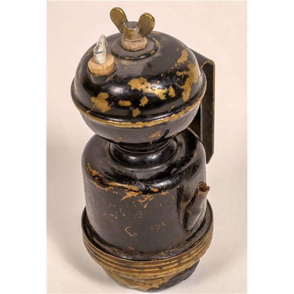 Brilliant Search Light Co. Carbide Lamp  [132381]