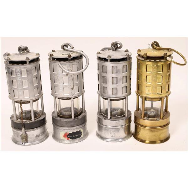 Koehler 209 Mine Lamps - 4  [131917]