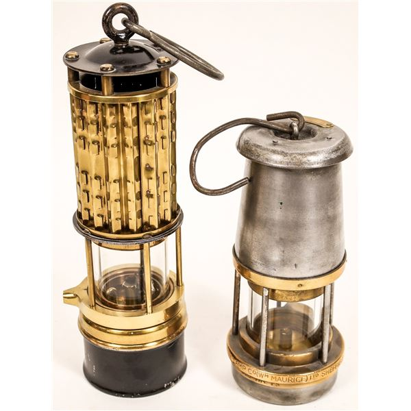 Wolf Safety Miner's Lamps - 2  [132422]