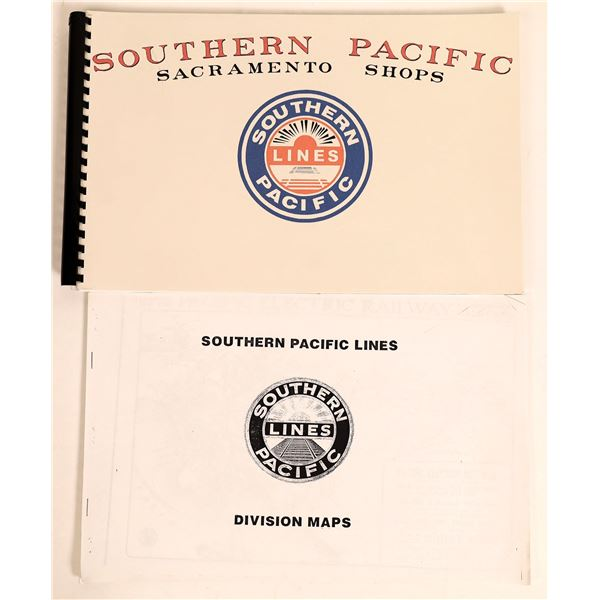 Southern Pacific Lines Literature Material (2)  [132390]