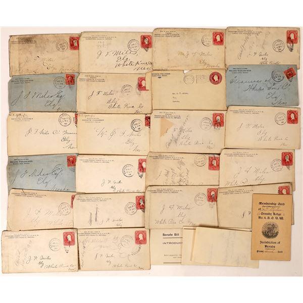 Carson City Postal History Group  [130031]