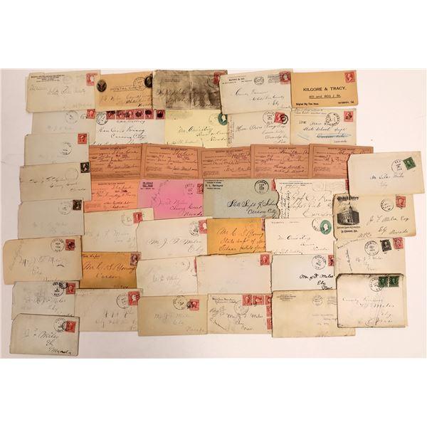 Nevada Postal History Group  [133744]