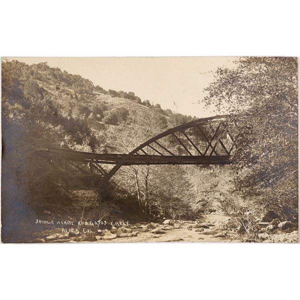 Alma Real Photo Postcard  [129329]