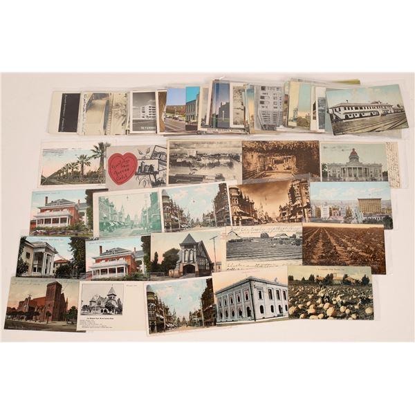 Fresno Postcard Collection  [125445]