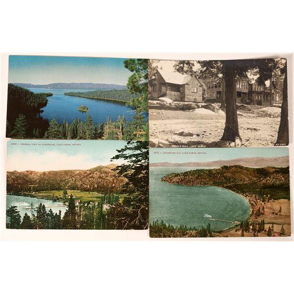 Lake Tahoe Postcards  [129327]