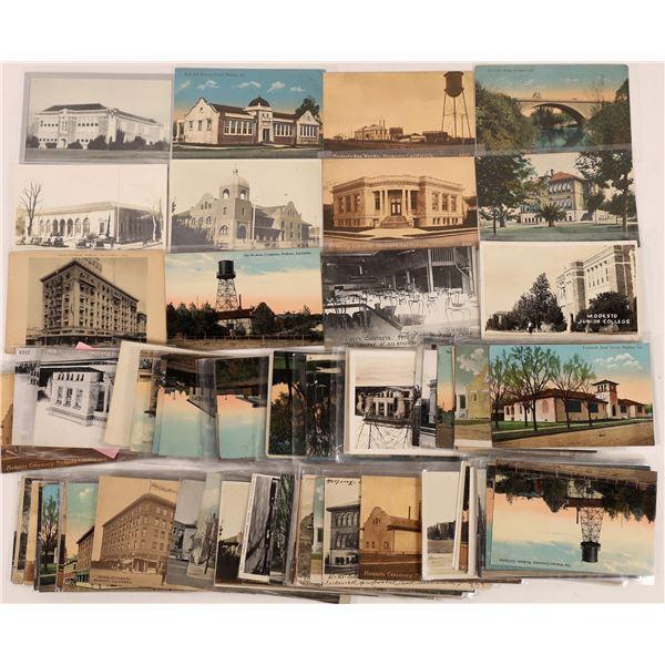 Modesto California Buildings & Landmarks  [126503]