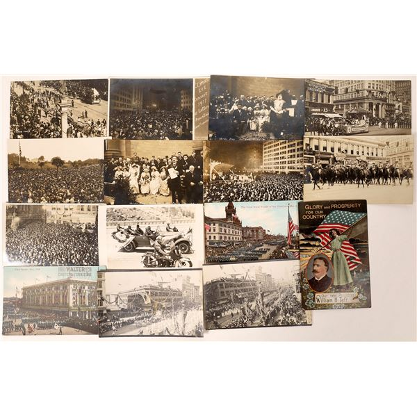 San Francisco Celebration Postcards  [131823]