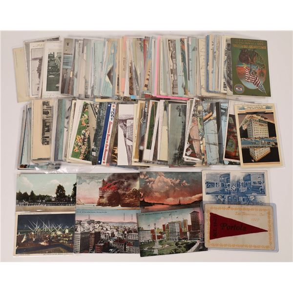 San Francisco Mega Postcard Collection  [126576]