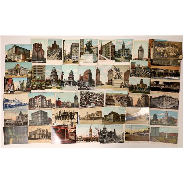 San Francisco Postcard Group - ~50  [131820]