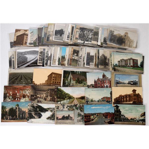 Turlock Postcard Collection  [125875]