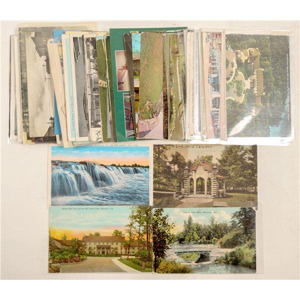 Indiana Postcards  [135457]