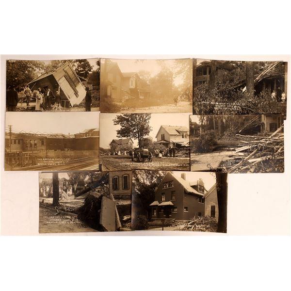 RPCs of Cyclone Damage in Battle Creek, Michigan 1917  [132956]