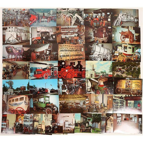Postcard Collection of Minden, Nebraska Pioneer Life  [132949]