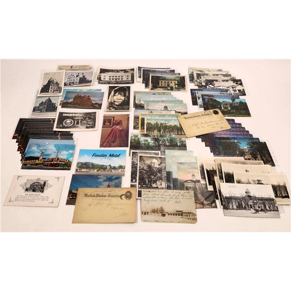 Carson City Postcard Collection  [125457]