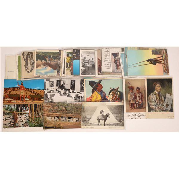 Vintage Nevada American Indian Postcards  [126460]