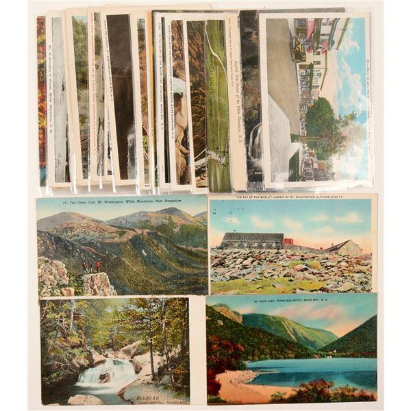White Mountains, NH Postcards  [135456]
