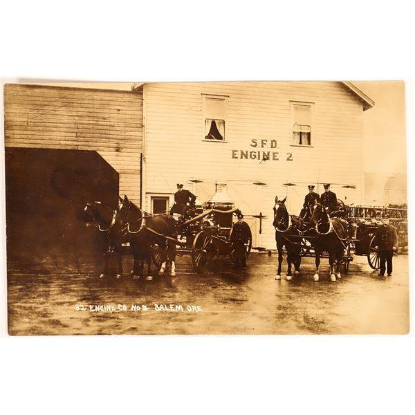 Salem Oregon Fire Company RPC  [129787]