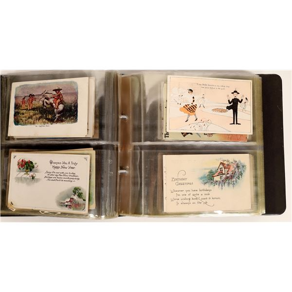 Early 1900's Greeting Cards (120)  [131989]