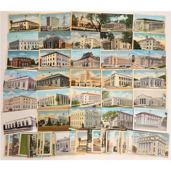 Post Office Postcards Collection  [132944]