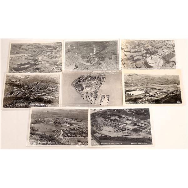 Lumber Mill Postcards w/ Overhead Views  [132356]