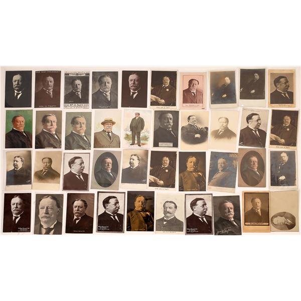President Taft Portraits RPCs (39)  [127327]