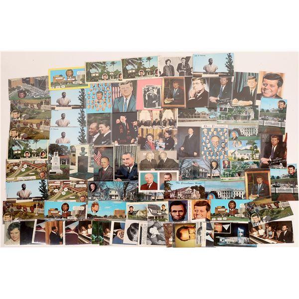 Presidential Postcards. [131453]