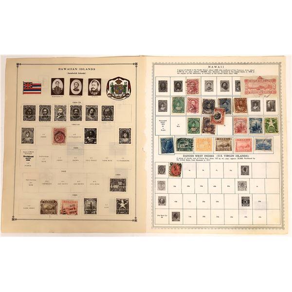 Hawaiian Stamp Collection  [132978]