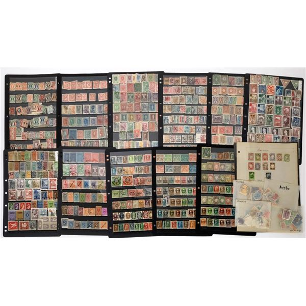 Austrian stamp Collection  [135419]