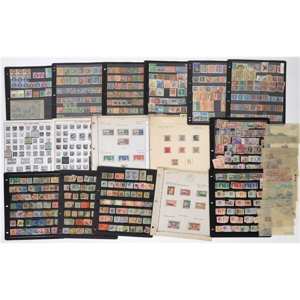 Chinese Stamp Collection  [135420]