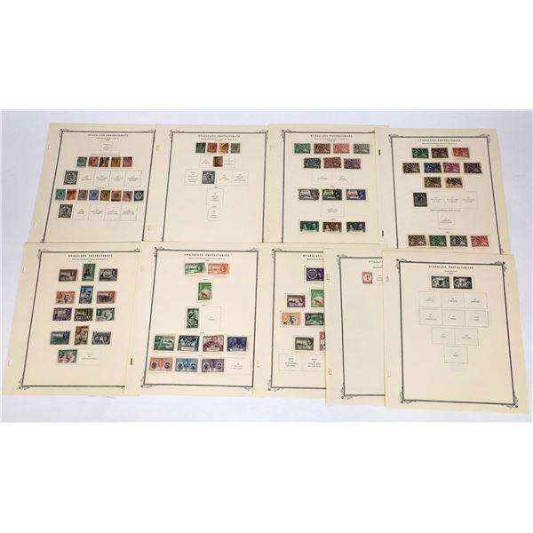 Nyasaland Protectorate Stamp Collection  [135421]