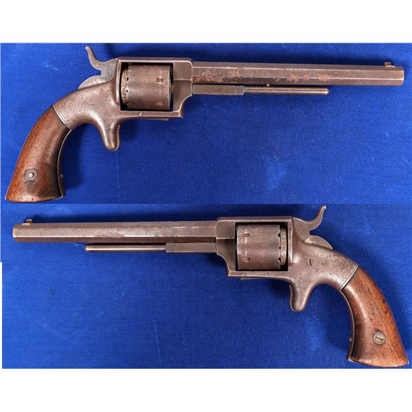 Bacon Mfg. Co. First model Navy Revolver Serial #1  [129679]