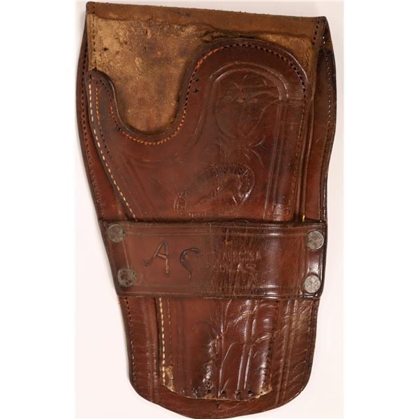 Holster by Felipe J. Villaescusa of Tucson, Arizona Territory  [129683]