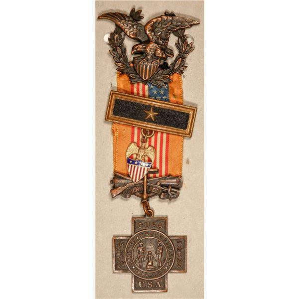 Spanish-American War Brigadier General's Medal  [132229]