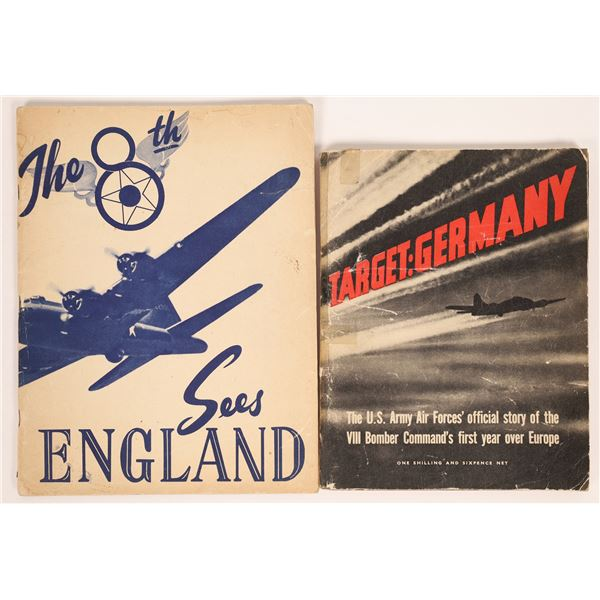 Books on 8th Air Force in Europe  [131674]