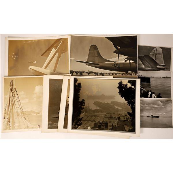 Military Aircraft & Ship Photographs  [110174]