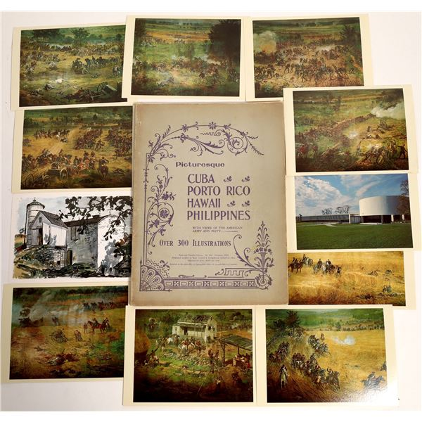 A Photo Journal of Army Activity 1899 in Cuba, Hawaii, Philippines and Porto Rico   [132860]