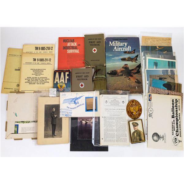 Military Memorabilia, large set  [135557]