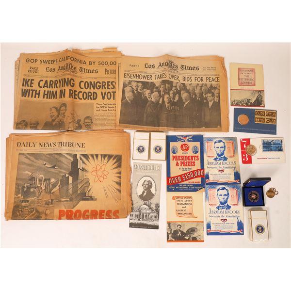 Presidential Collectibles  [129919]