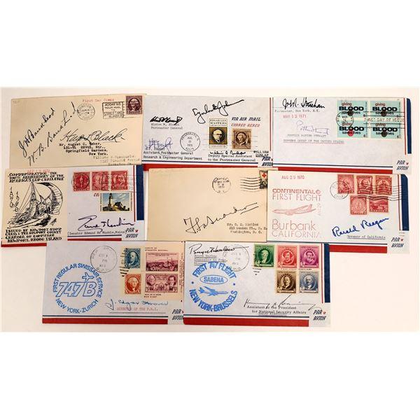 Presidential & Political Autograph Collection  [132087]