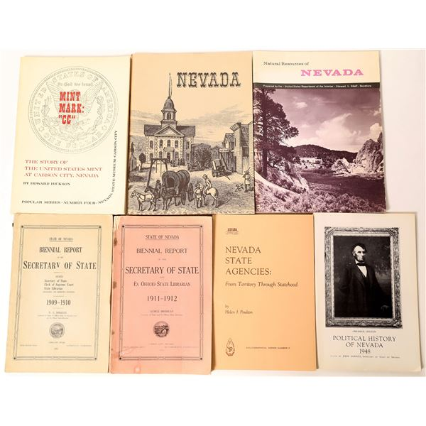 Government & Political Publications  [131884]