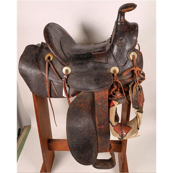 H. Messing & Son Vintage Saddle  [125777]