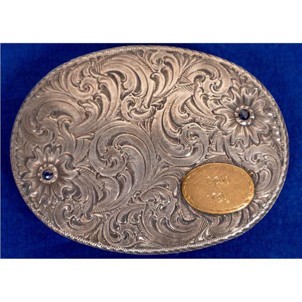 Vogt Silver Belt Buckle  [132790]