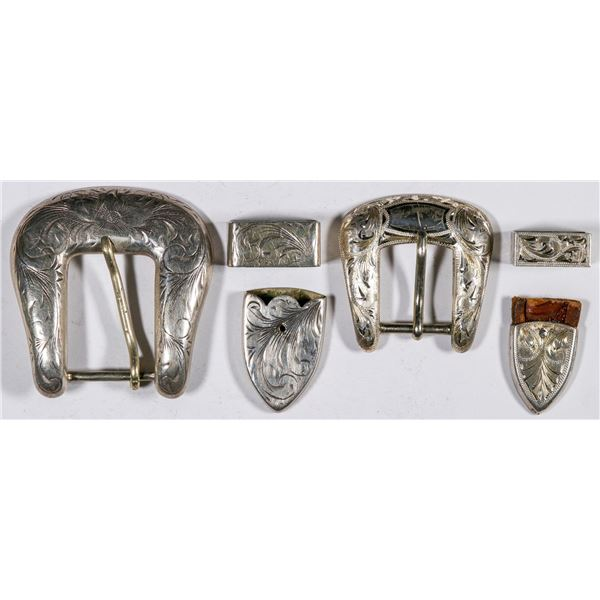 Sterling Buckle Sets  [132799]