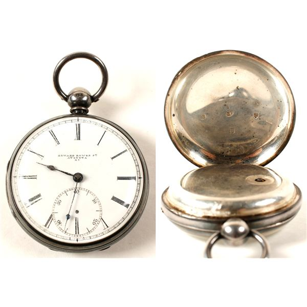 Edward Rouse Augusta Pocket Watch  [135316]