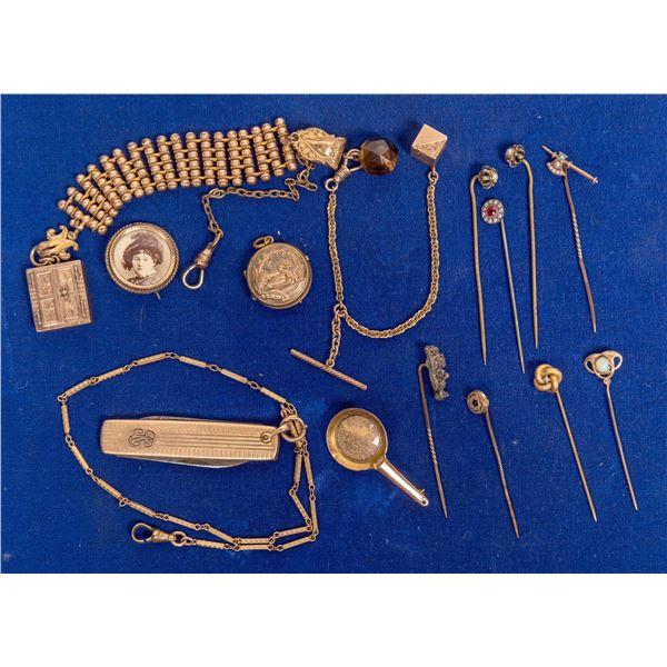 Gold Rush Jewelry  [132798]
