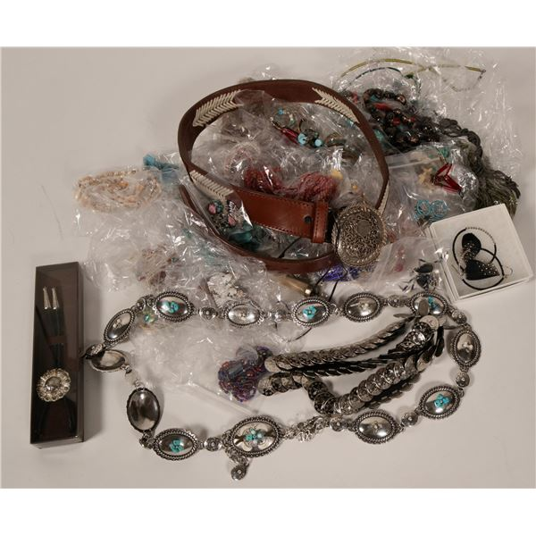 Great Lot of Ethnic Jewelry  [110455]